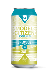 BrewDog vs SALT - Model Citizen
