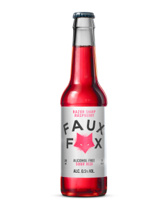 Faux Fox Raspberry