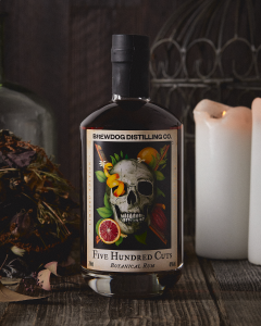 Five Hundred Cuts Botanical Rum - Distillers Cut Limited Edition