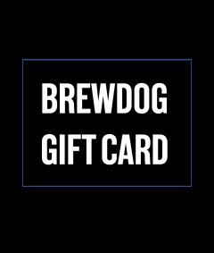 BrewDog Online Shop Gift Card