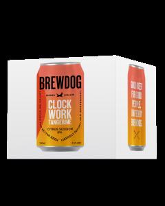 Clockwork Tangerine 4 x Cans