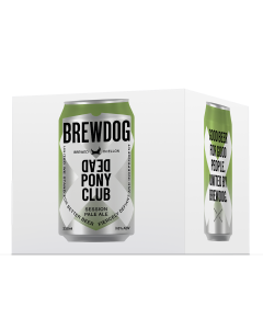 Dead Pony Club 4 x Can