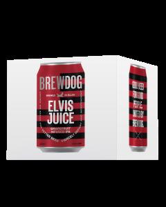 BrewDog Elvis Juice 4canettes