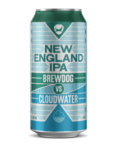 BrewDog VS Cloudwater - New England IPA