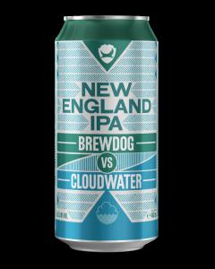 BrewDog VS Cloudwater - New England IPA
