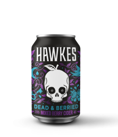 Hawkes Cider Dead & Berried
