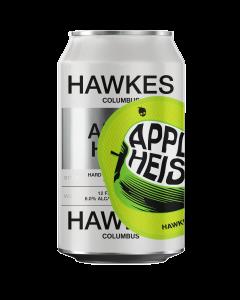 Hawkes Apple Heist