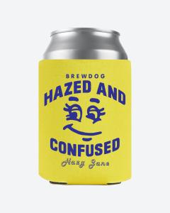 Hazed & Confused Koozie