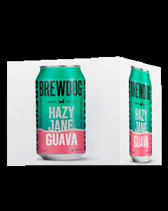 Hazy Jane Guava 4 x Can