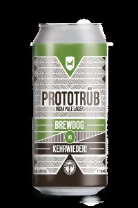 Brewdog vs Kehrwieder - Prototrüb