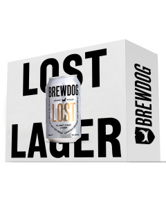 Lost Lager 48 x Can