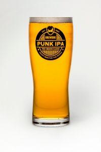 Punk IPA Monaco Pint Glass