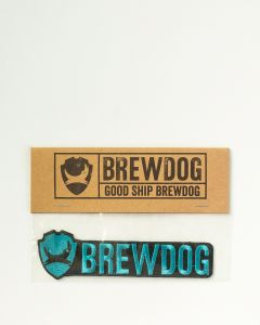 BrewDog Embroidered Patch