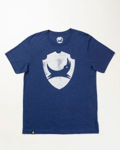 NAVY SHIELD T-SHIRT