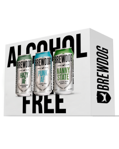 Alcohol Free Mixed Pack