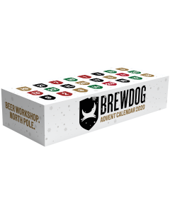 BrewDog Craft Beer Advent Calendar 2020