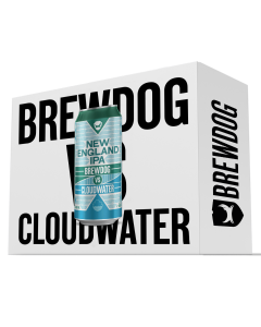 BrewDog VS Cloudwater - New England IPA 24 x Can