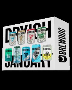Dryish January