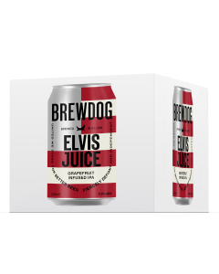 BrewDog Elvis Juice 4 x Can