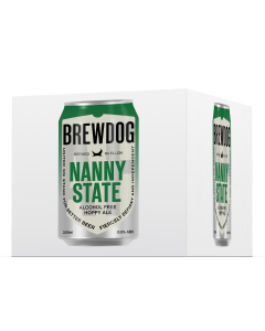 Nanny State 4 x Cans