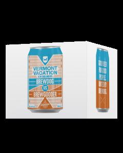 BrewDog VS Brewgooder: Vermont Vacation