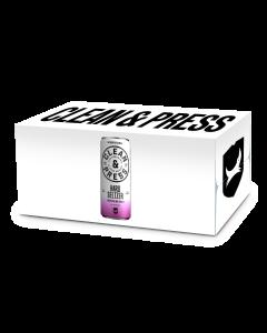 Clean & Press: Crushed Black Cherry