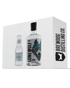 LoneWolf Gin and Fever-Tree Tonic