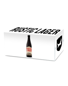 Rustic Lager 12 x Bottle