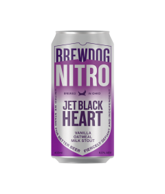 Jet Black Heart Nitro