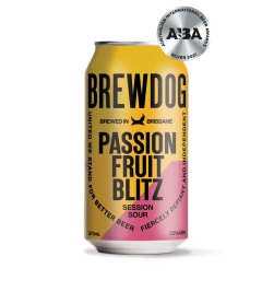 Passionfruit Blitz