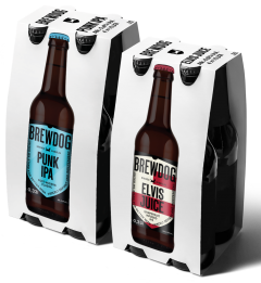 Bundle 12 x Punk IPA + 12 Elvis Juice bottle