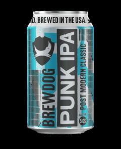 Punk IPA USA 355ml can