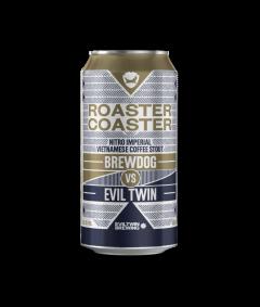 BrewDog VS Evil Twin - Roaster Coaster Nitro
