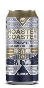 BrewDog VS Evil Twin - Roaster Coaster