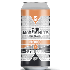 BrewDog vs Superfreunde - One More Minute