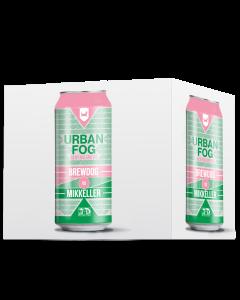 BrewDog VS Mikkeller - Urban Fog 4 x blikken