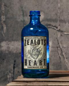 Zealots Heart Gin