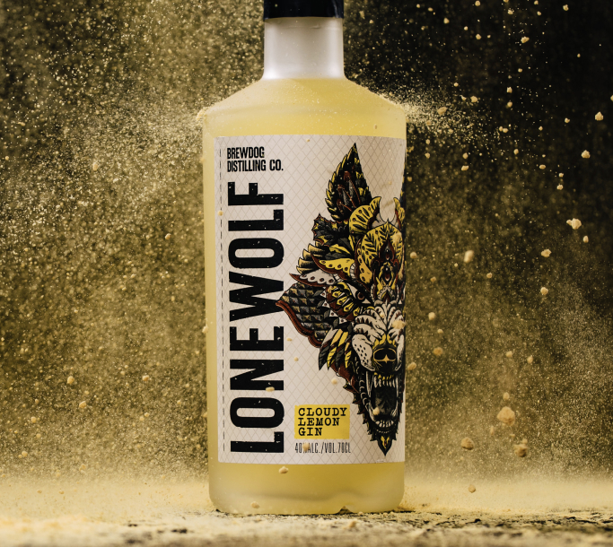 Lonewolf Cloudy Lemon