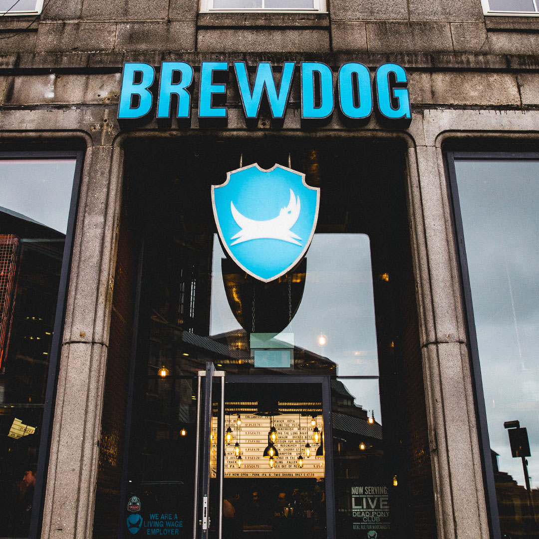 Brewdog Bars