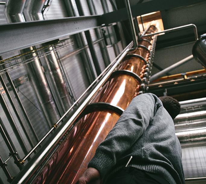 Lonewolf Distillery