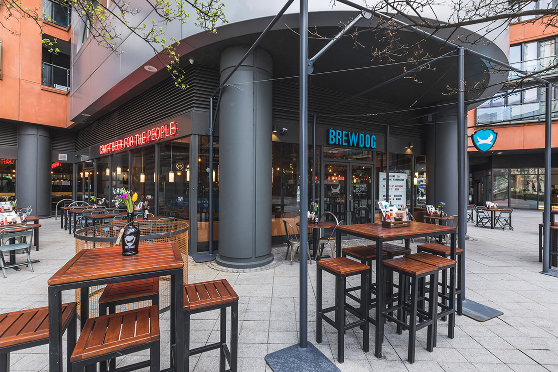 Brewdog Bars
