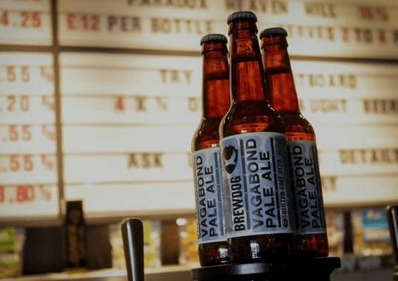 Brewdog Tuned Beers