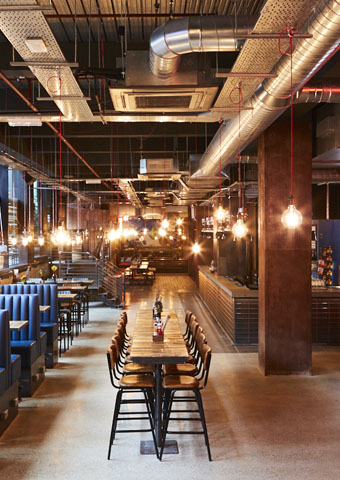 Brewdog Bar - UK