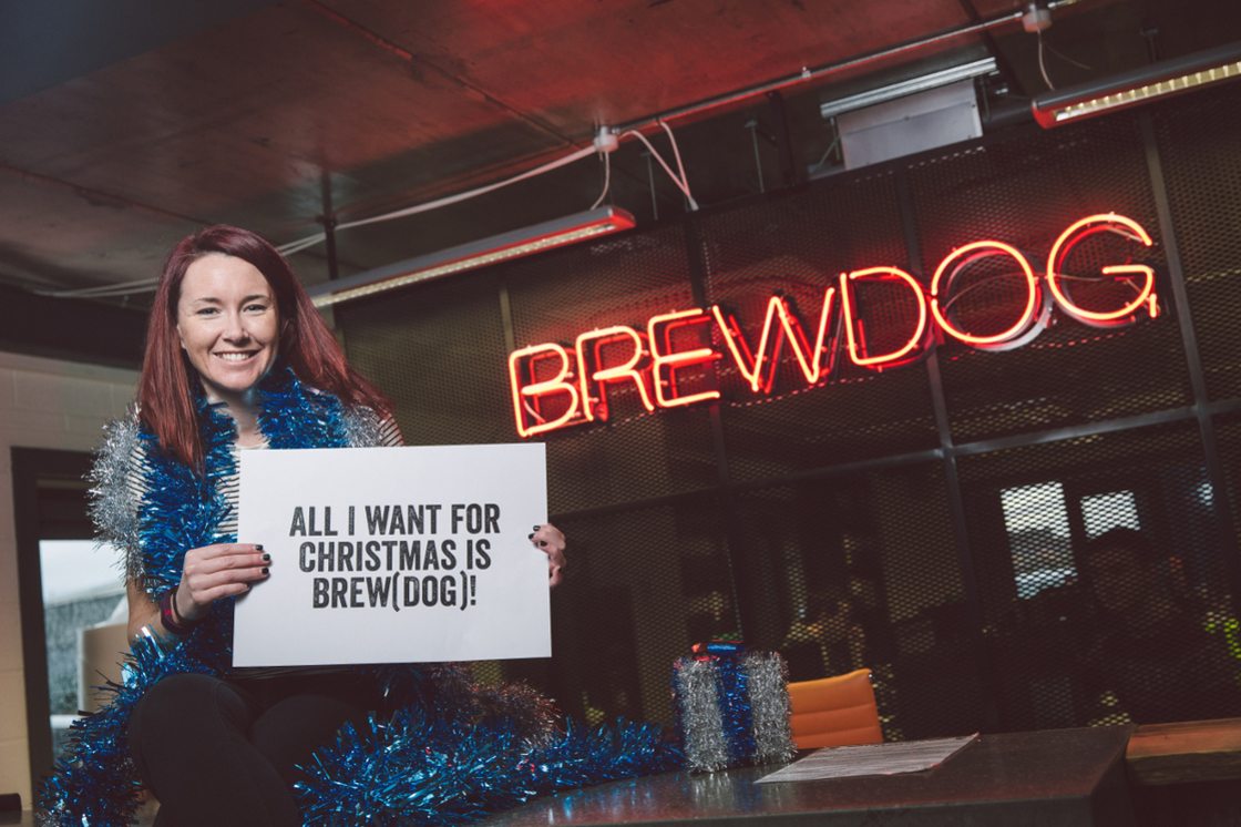 THE GIFT OF BREWDOG SHARES