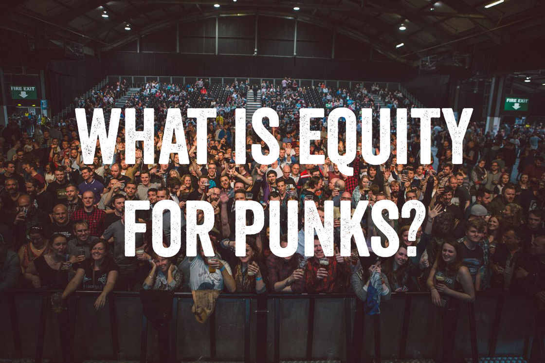 WHAT IS EQUITY FOR PUNKS?
