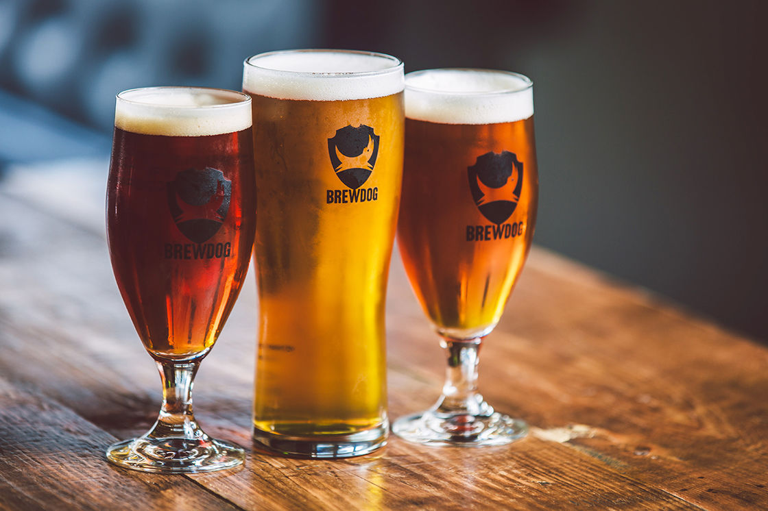 BREWDOG'S TWELVE BEERS OF CHRISTMAS