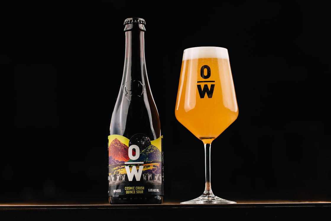 BREWDOG OVERWORKS LAUNCHES THIS WEEK