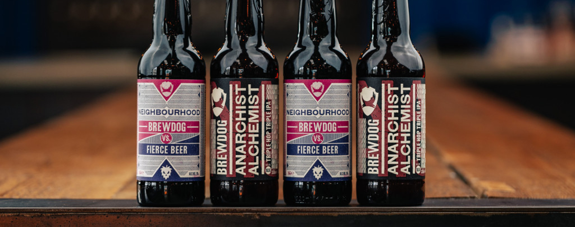 ANARCHIST ALCHEMIST AND FIERCE BEER: NEIGHBOURHOOD