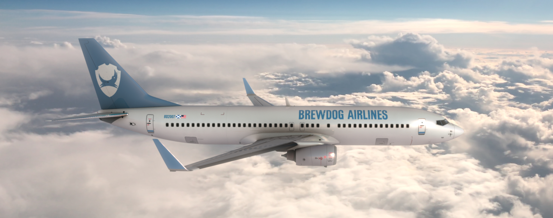 BREWDOG AIRLINES TAKES OFF AGAIN