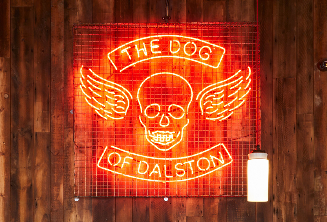 BREWDOG DALSTON IS HERE